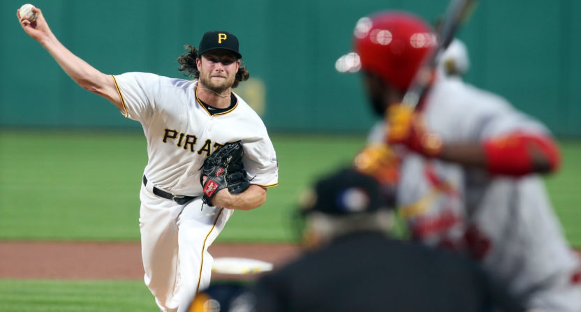 gerrit cole-pittsburgh pirates-houston astros