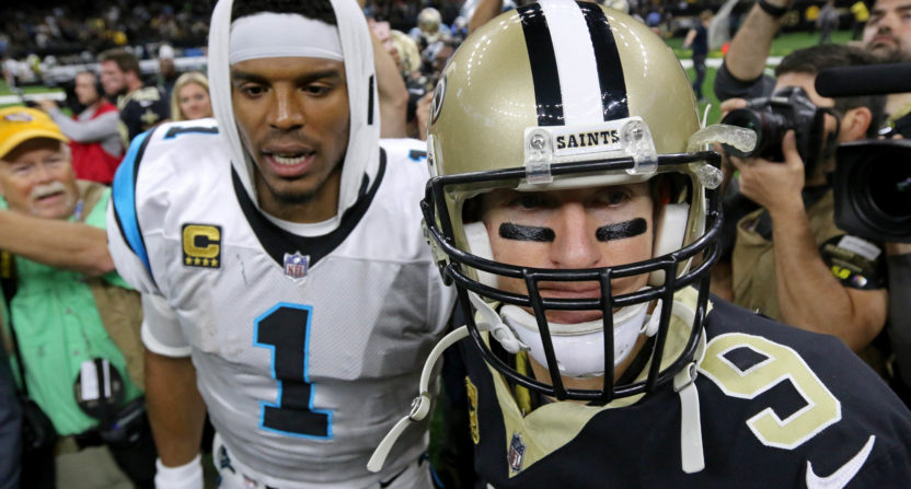 Refocused: New Orleans Saints 31, Carolina Panthers 26