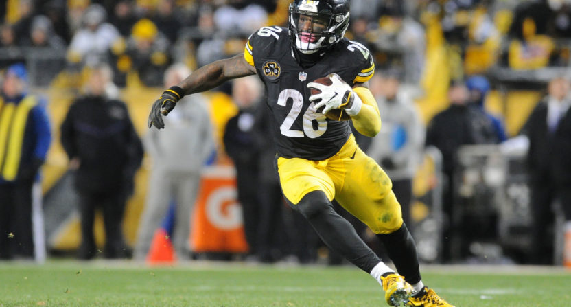 Le'Veon Bell turns focus back to Pittsburgh Steelers, Super Bowl
