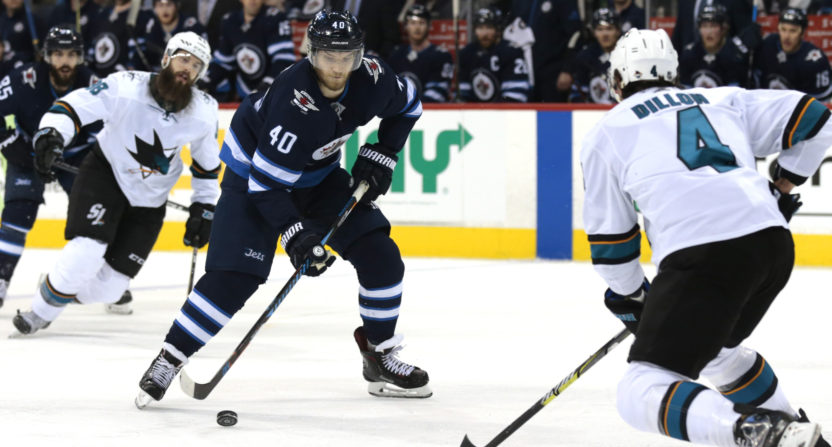 NHL: Jets soar, extend Central lead over Blues