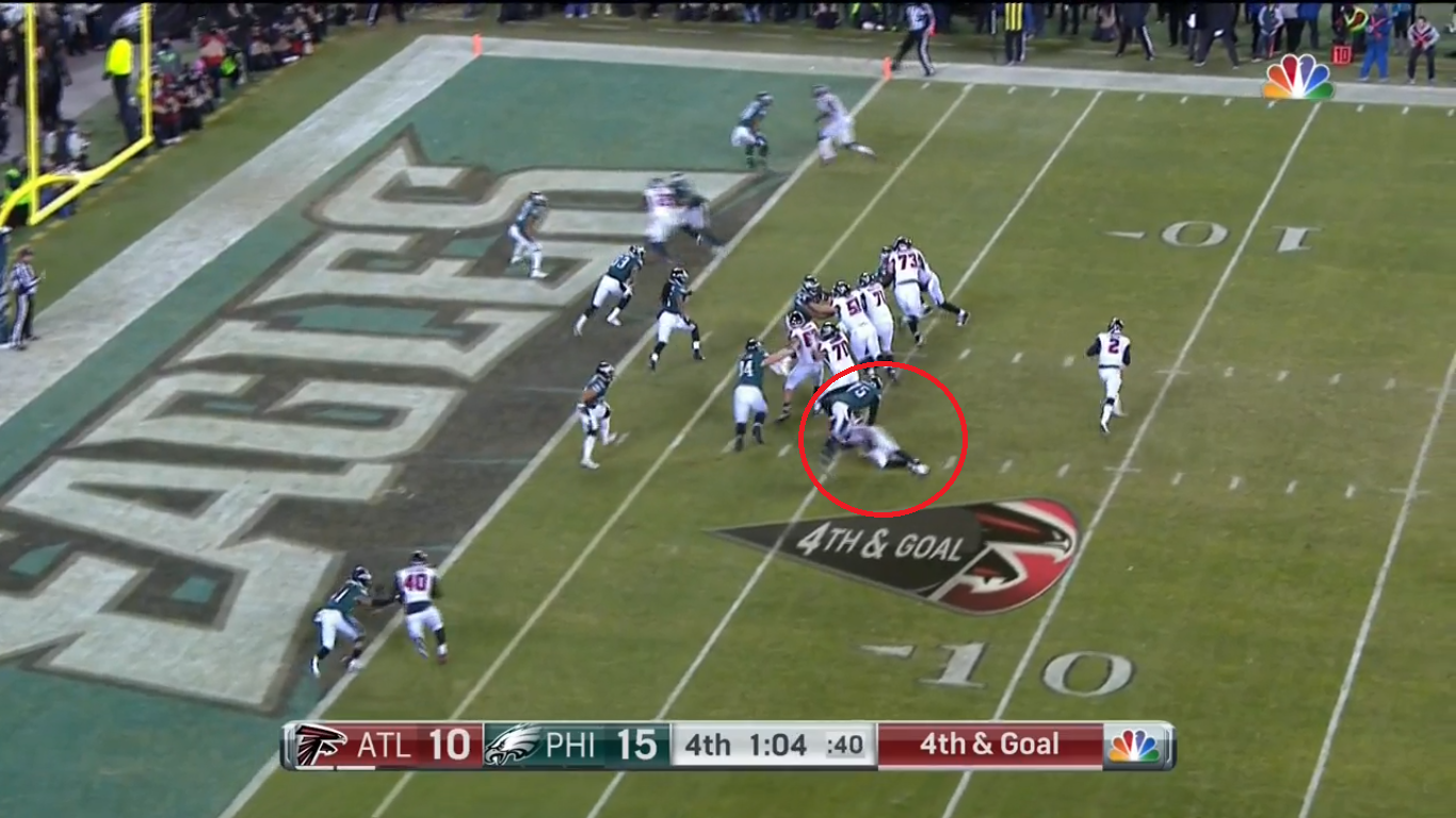 Last-Minute Game-Winning Touchdown Slips Through Julio Jones' Hands