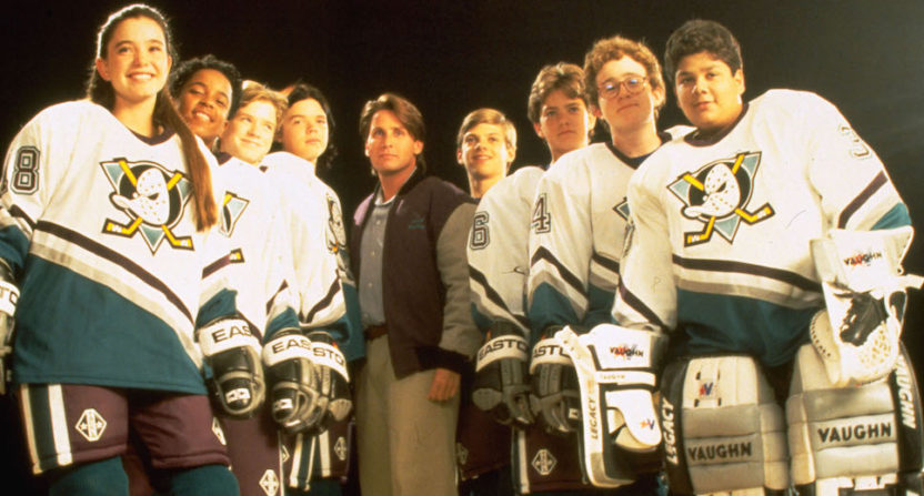 The Mighty Ducks could be coming back.