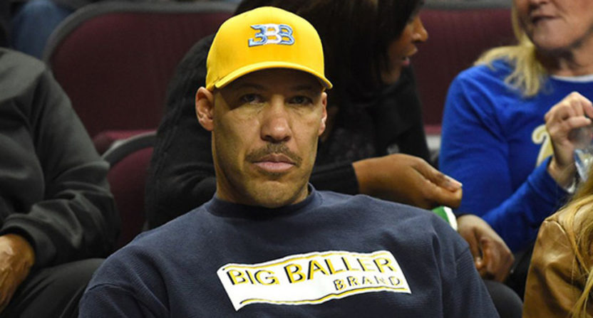 Damn! BBB Gives Big Baller Brand an
