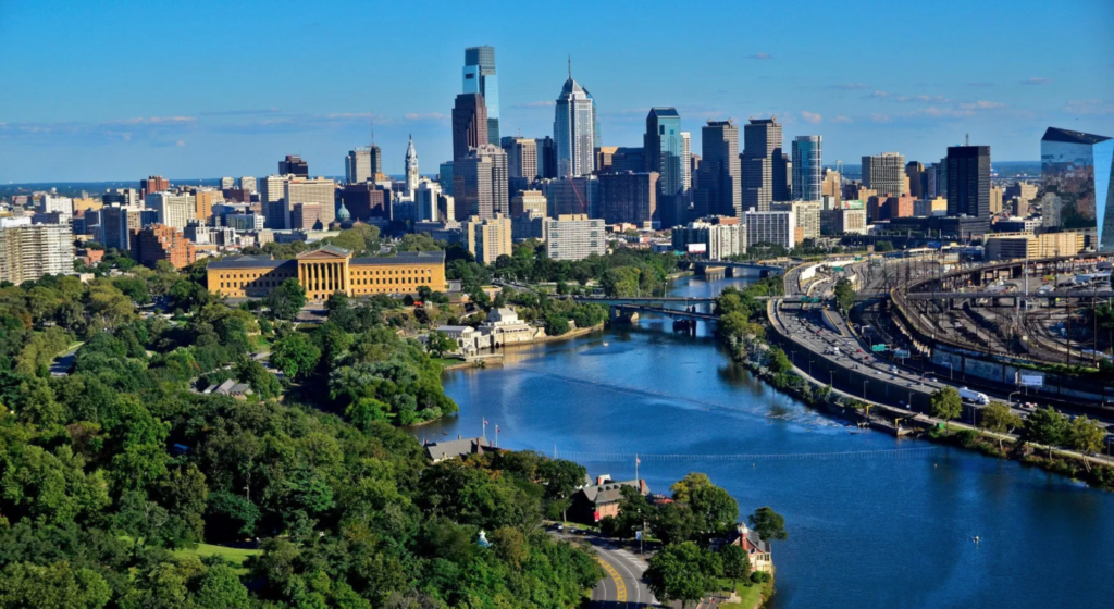 philly-city-river