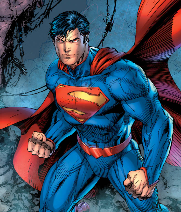 New 52 superman