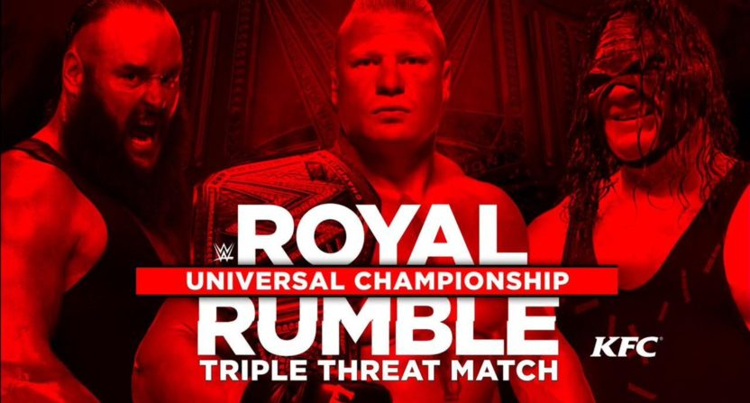 WWE's Royal Rumble plans point to a SmackDown Live victor