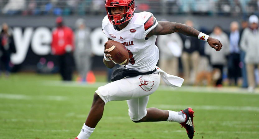 Buffalo Bills: Why not Lamar Jackson? class=