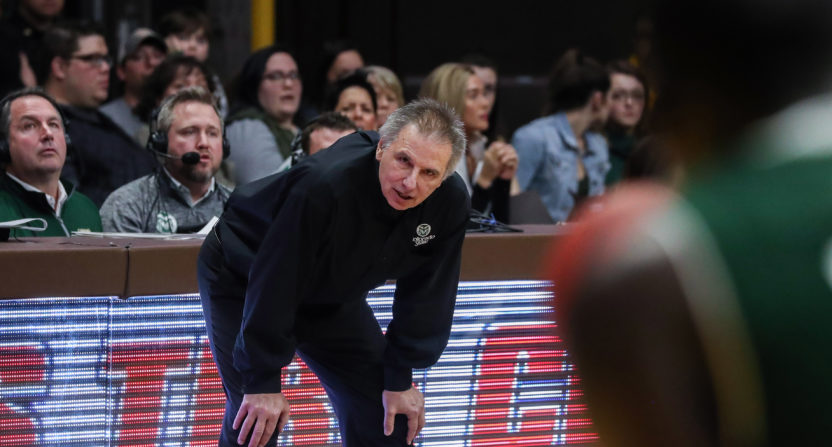Colorado State to Fire Coach Larry Eustachy