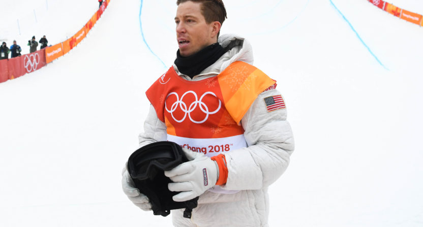 Details on Shaun White's settled sexual harassment lawsuit