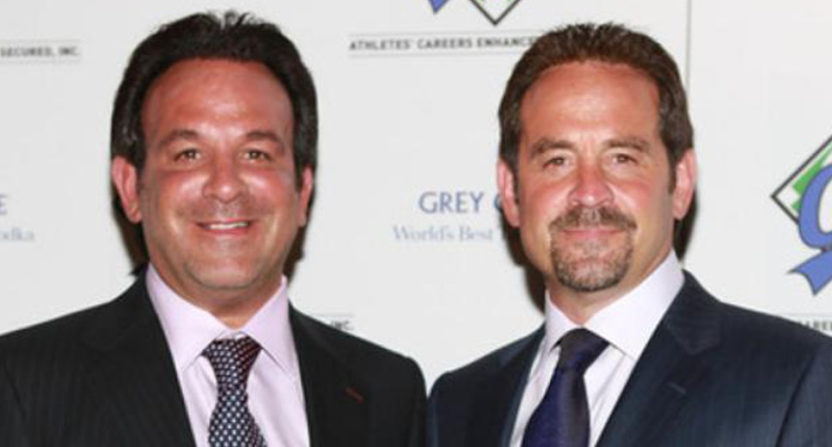 ACES proprietors Seth (L) and Sam Levinson are accused of leading clients to PED sources in a lawsuit from a former employee.