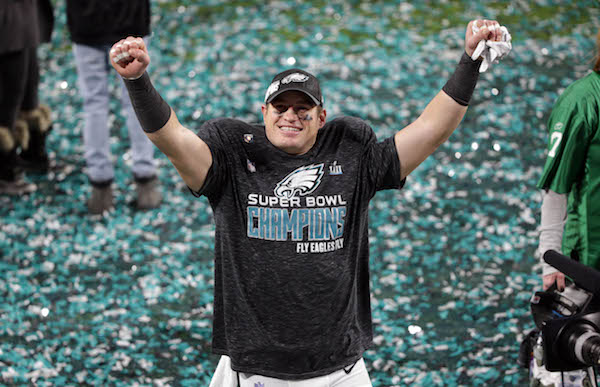 Philadelphia shuts down for massive Eagles Super Bowl parade