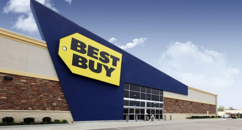 Best Buy Will Stop Selling CDs & Target Could Be Next