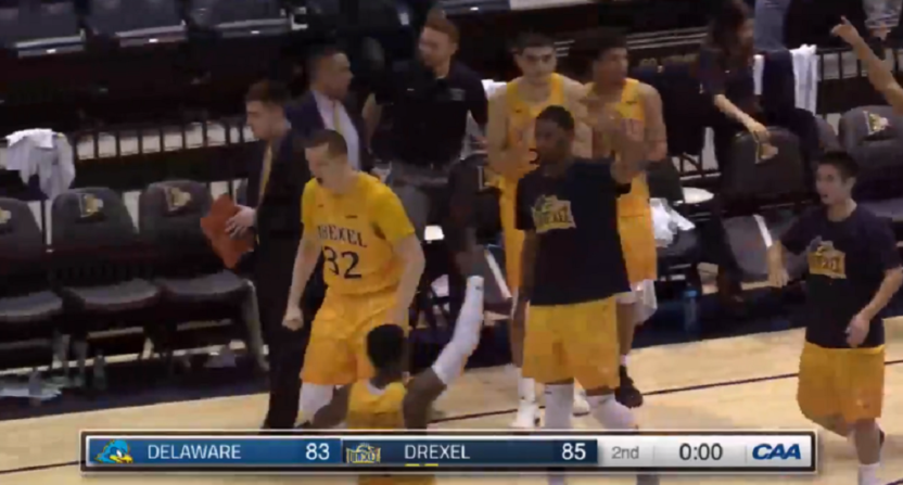 Drexel's 34-Point Comeback Is Biggest In NCAA History