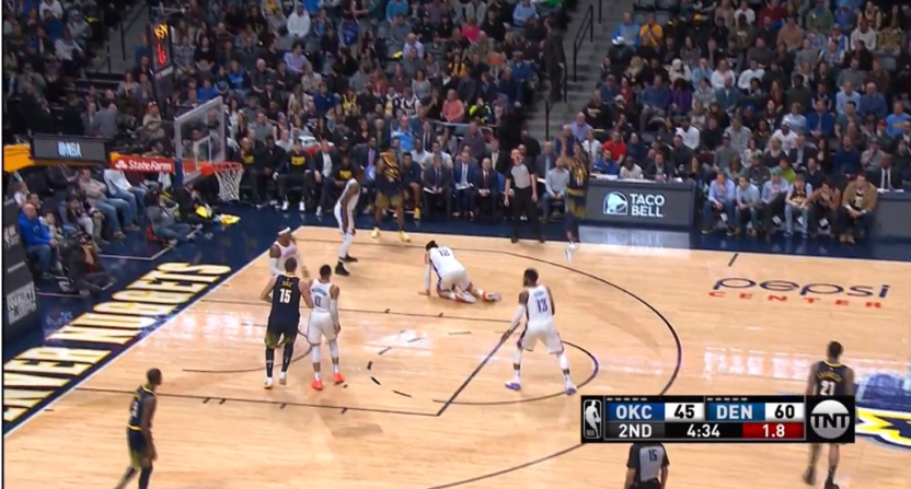 Nuggets-Thunder Grades: The shot of the year