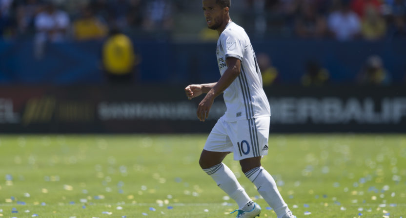 LA Galaxy comeback falls short in 2-1 loss away to NYCFC