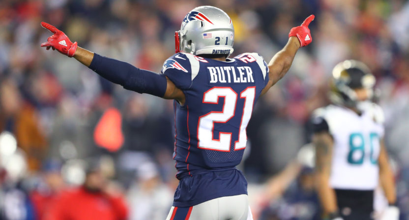 Malcolm Butler opens up about being benched in Super Bowl LII