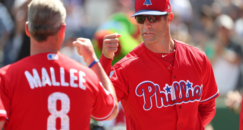 philadelphia phillies-gabe kapler-jake arrieta