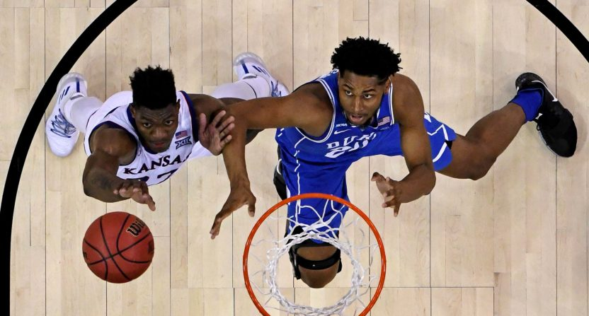 Newman's huge OT powers KU to Final Four