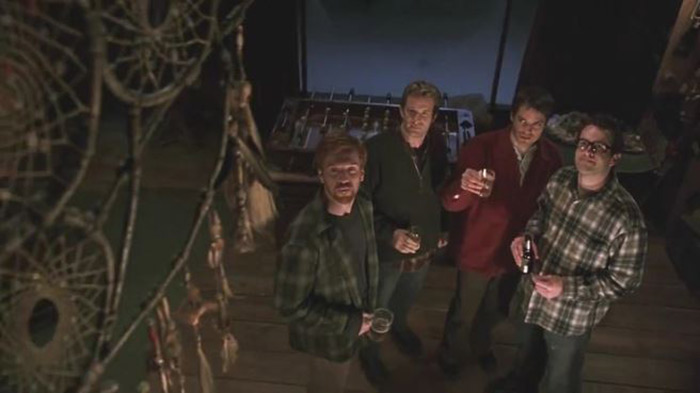 Dream Catcher Movie 41 years later goodbad movie Dreamcatcher remains baffling in 28