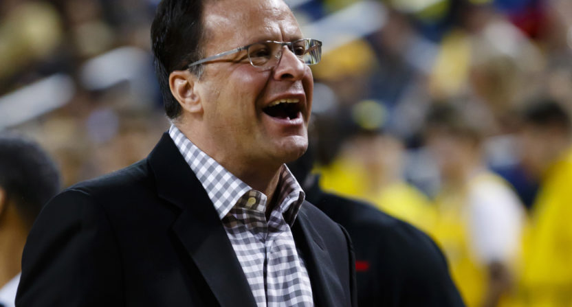 UGA announces hiring of former IN  basketball coach Tom Crean