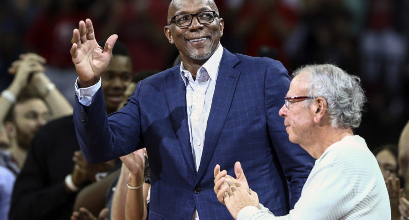Clyde Drexler Named New Commissioner of BIG3