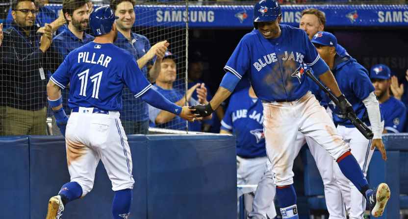 Holy Smoak! Slugger hits two homers, as Blue Jays beat Yankees