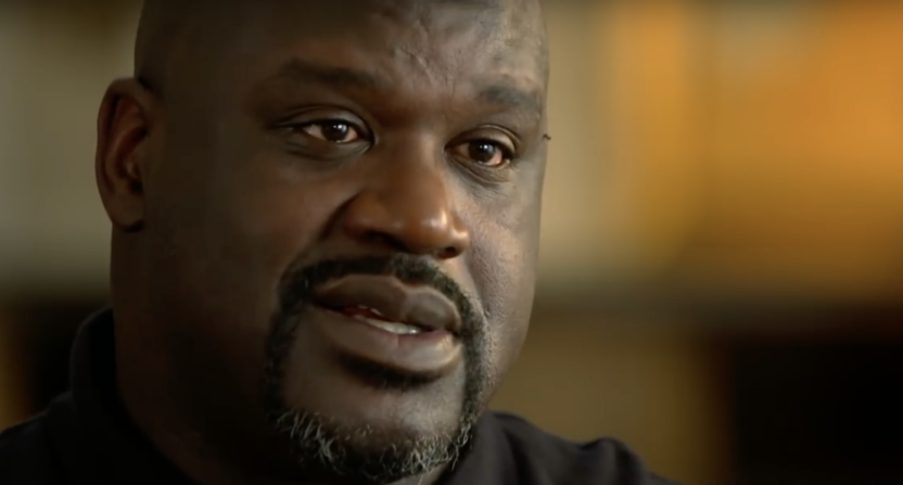 Shaq Says He Made 'the Highest Purchase in Walmart History'