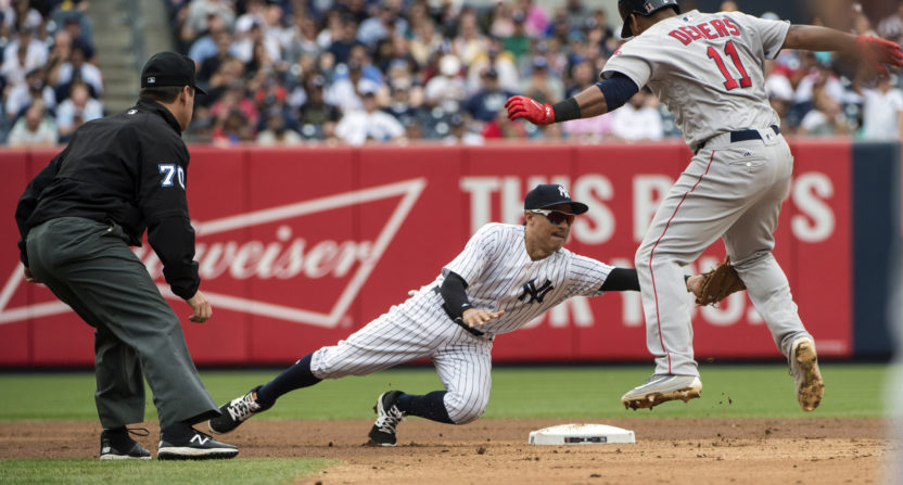 Major League Baseball  working to finalize Yankees-Red Sox in London in 2019