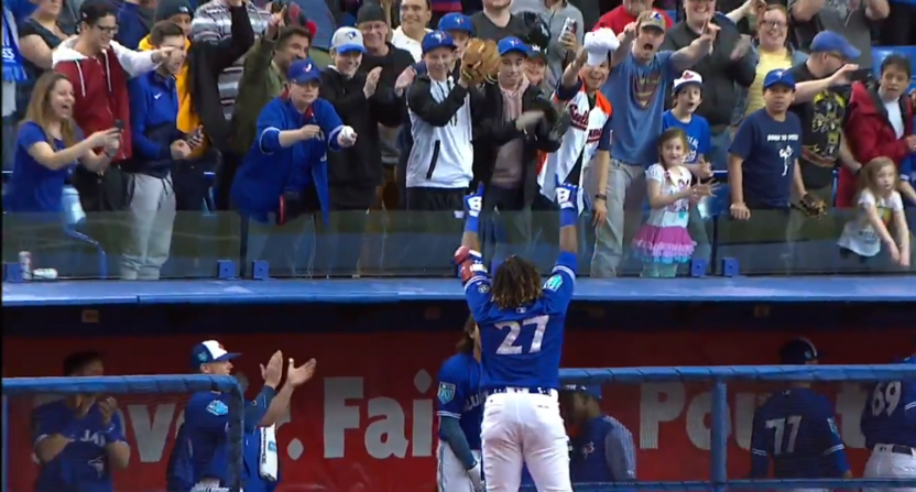 Vladimir Guerrero Jr hits incredible walk-off home run in Montreal