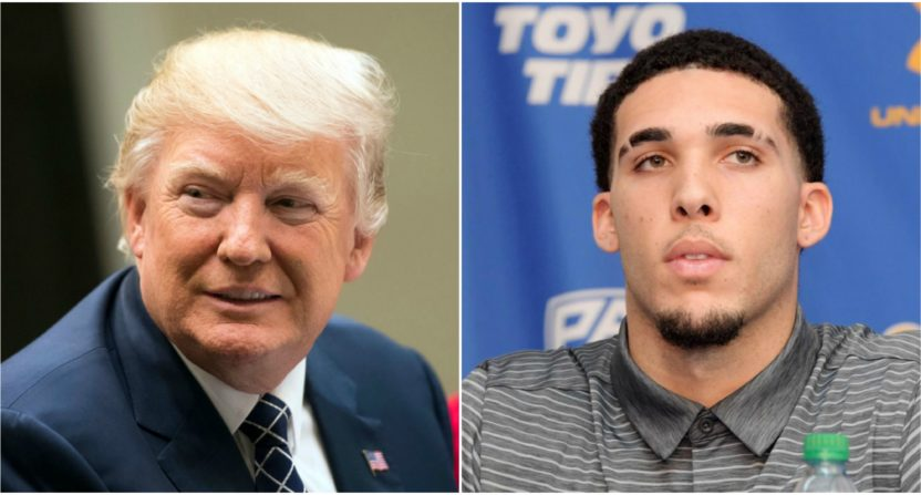 LaVar Ball was right: Trump lied about helping UCLA players in China