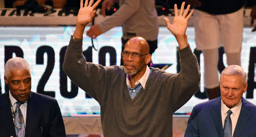 'Dancing With The Stars': Kareem Abdul-Jabbar Among Athletes Cast In 2018
