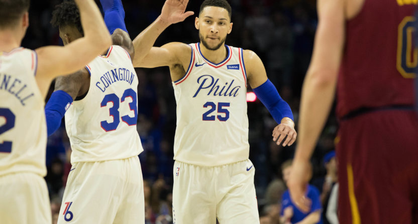 76ers could set club record with 15th straight win