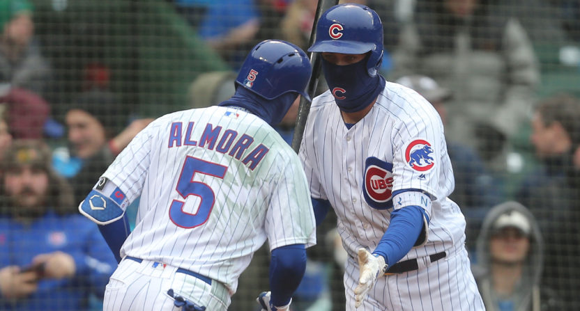 chicago cubs-atlanta braves