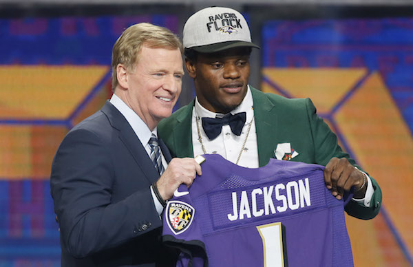 Lamar Jackson: Ravens 'going to get a Super Bowl out of me'