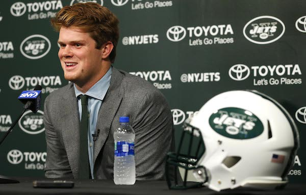 Browns' Darnold-loving exec explains how Mayfield changed his mind