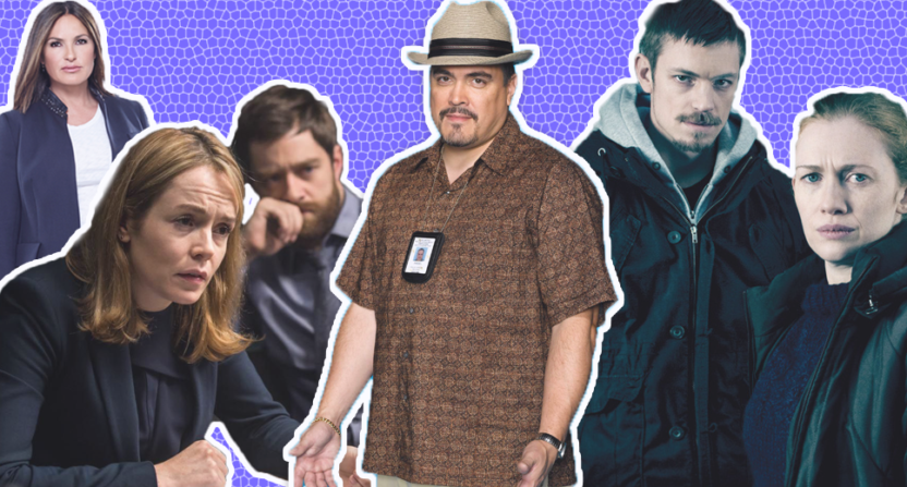 5 TV Crime Dramas With Detectives Who Are Legitimately Terrible At Their Job