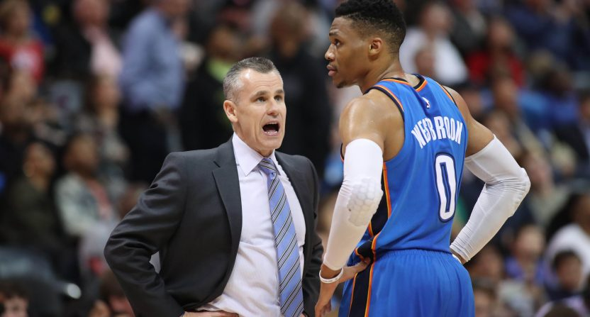 Dwight Howard Believes Russell Westbrook Should Sacrifice More
