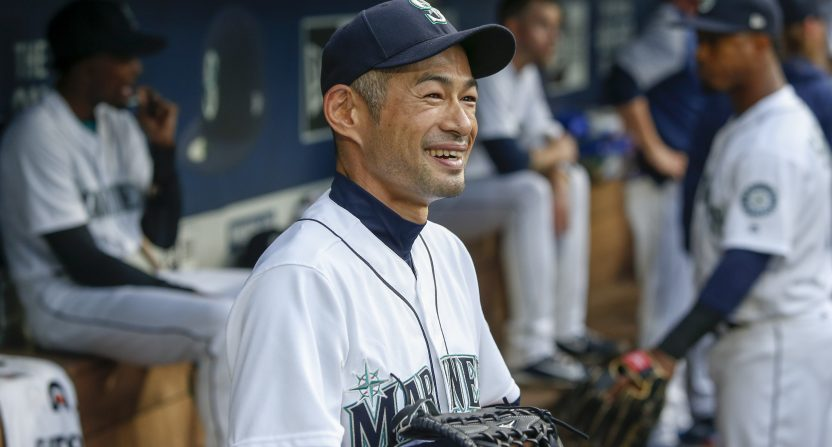 Ichiro Suzuki Moves To Front Office Role With Mariners