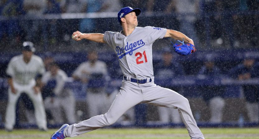 Historic Victory of Dodgers in Monterrey, Mexico