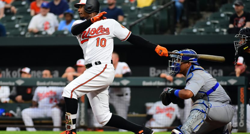 Orioles players get trapped in an elevator after loss in Toronto