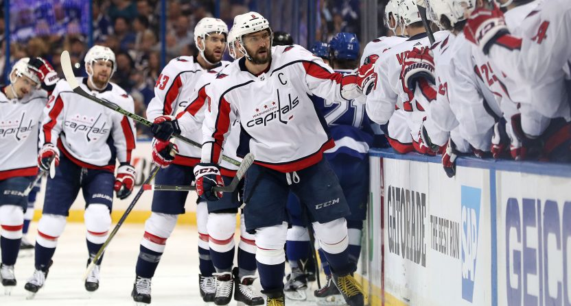 washington capitals-qatar
