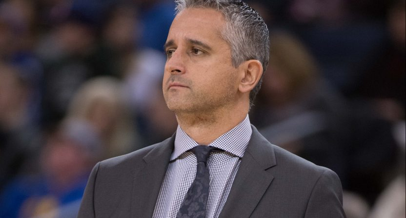Suns make historic hire in Kokoskov