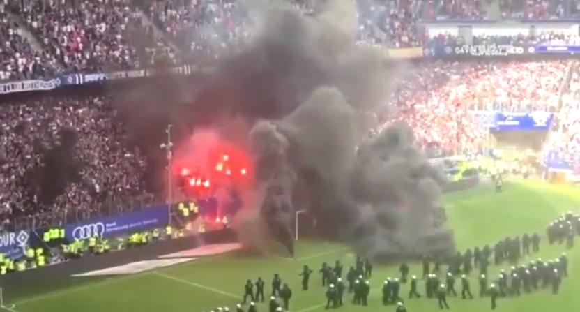 Hamburg relegated after 55 years in Bundesliga top flight