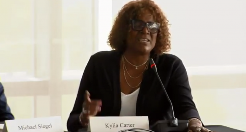 Ex-Duke Player Wendell Carter's Mom Compares NCAA to Slavery in Speech
