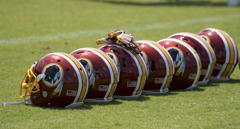 Redskins cheerleaders claimed they were used as escorts for male sponsors