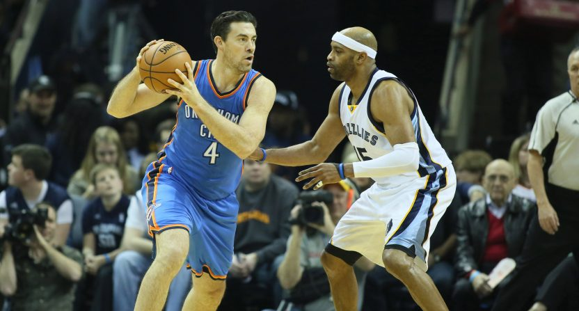 nick collison-oklahoma city thunder