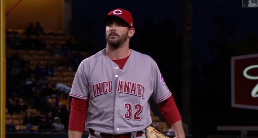 Matt Harvey throws 4 scoreless, 1-hit innings vs Dodgers ...