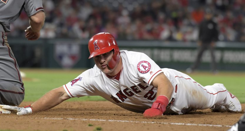 mike trout-los angeles angels