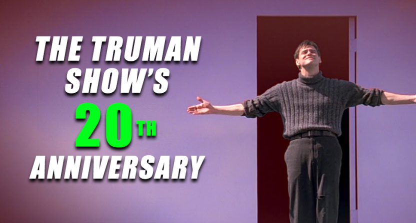 The truman show remains an underrated classic 20 years after its release fandeluxe Choice Image