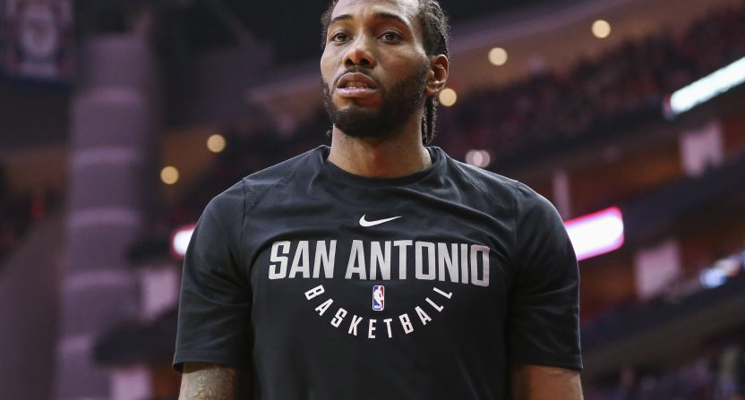 Kawhi Leonard to Lakers twist following Raptors trade, Celtics open talks